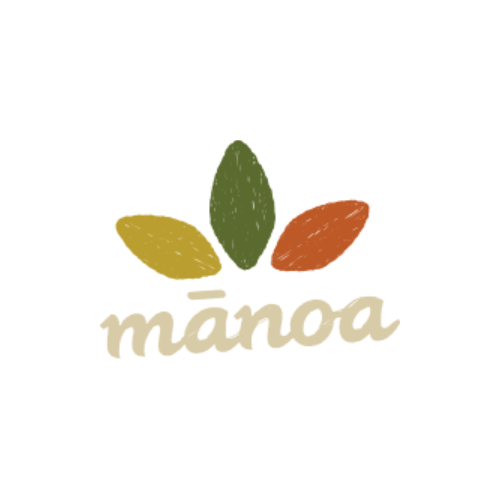 Manoa Chocolate Hawaii Logo