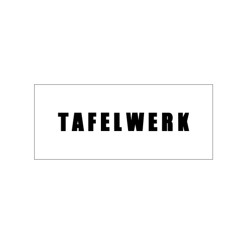 Tafelwerk Chocolate Logo