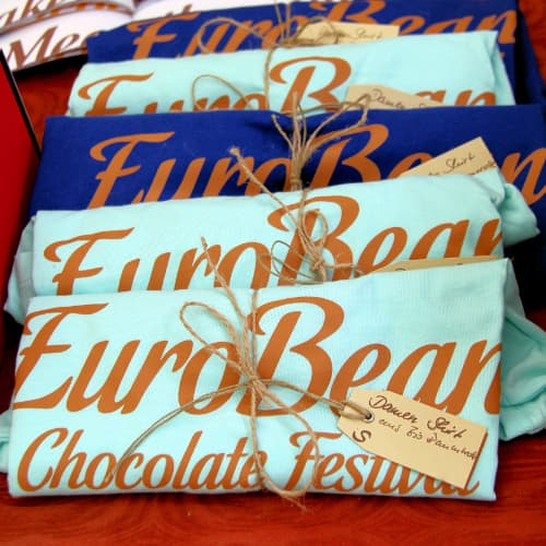 EuroBean Chocolate Festival Stage