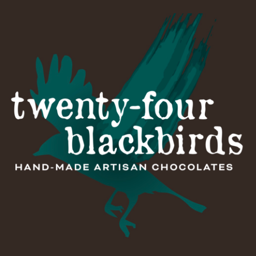 Twenty-Four Blackbirds Logo